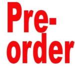 "Pre Order ""Audio Cinema"""
